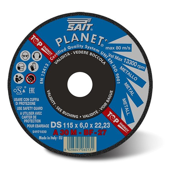 Flat Cutting Wheels