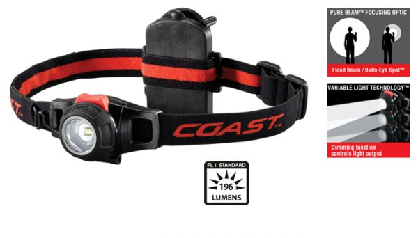 HL7 Head torch - 285 lumens